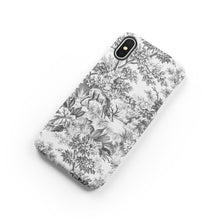 Load image into Gallery viewer, Toile de Jouy Snap iPhone Case - bycsera