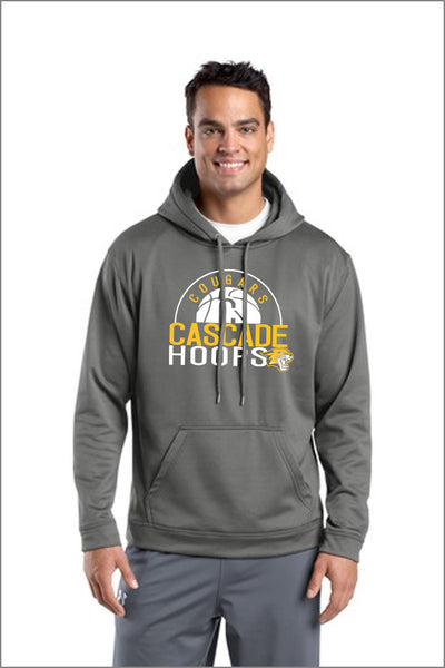 Cascade Basketball Dry Fit Hoodie