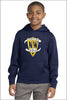 NWFC Sport Wick Performance Printed Hoodie (Youth)