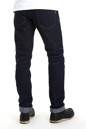 The Slim Straight 21.5oz Super Heavyweight Selvage