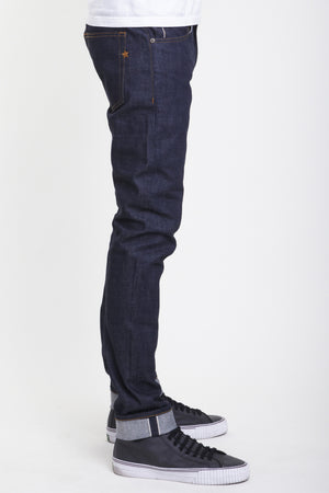 16.5oz Kuroki Mills Heavy Japanese Selvedge Denim American Made