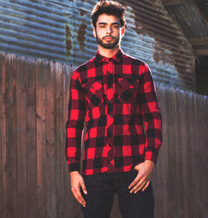 The American Buffalo Flannel Shirt