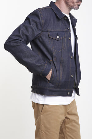 The Ironside 15oz Cone Mills Selvage Denim Jacket