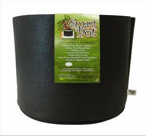 Smart Pot (no Handles) - Black - 5 gal. (19.3 liters)