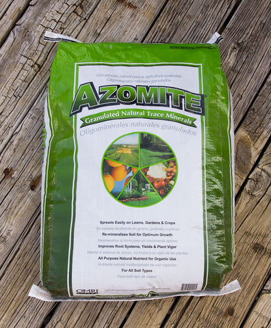 Azomite Granulated Natural Trace Minerals