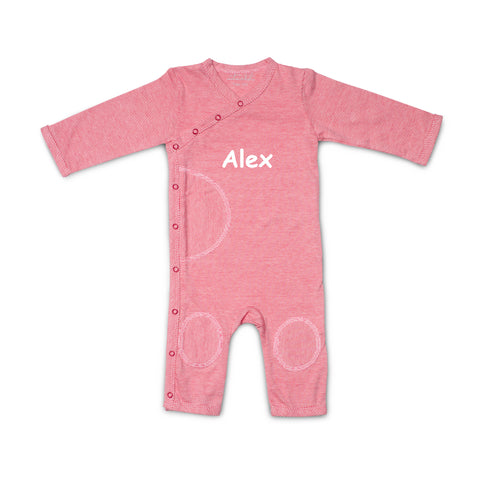 Newport All In One Growth Suit - Red