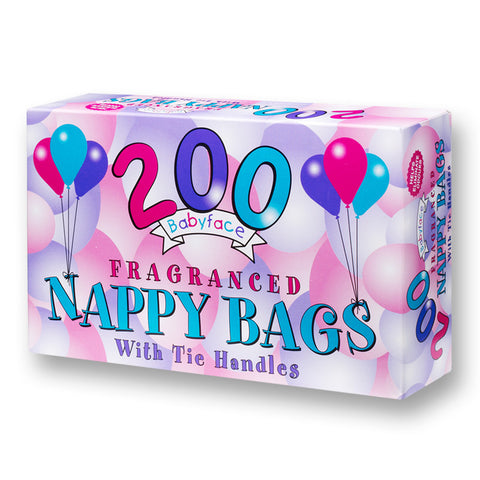 Fragranced Nappy Sack