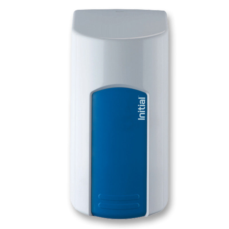 Initial Hand Sanitiser Dispenser - Blue/White