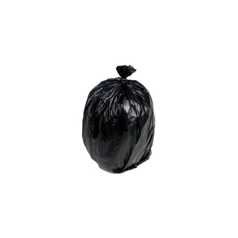 Light Duty Refuse Sack - Black