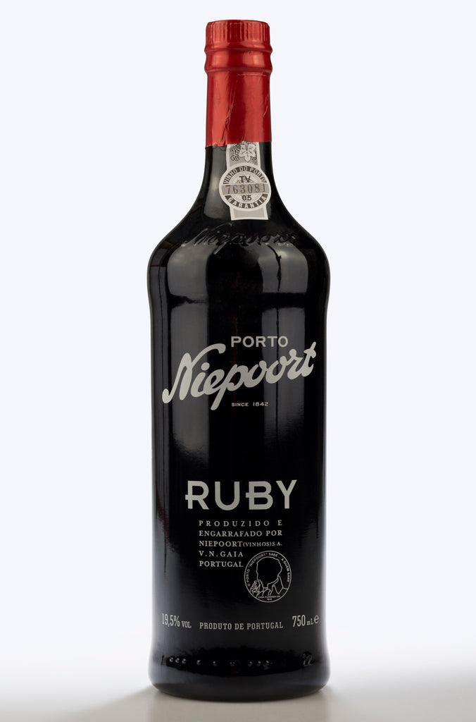 Port: Niepoort Ruby - Pierre Hourlier Wines