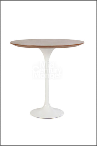 Saarineny Style Tulip Side Table Wood