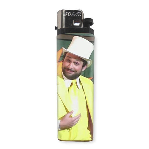 "Charlie Day ""Always Sunny"" Lighter - Falstaff Trading / Nerd culture, Horror, B-movies, cult classic - uniquely cool / falstafftrading.com"