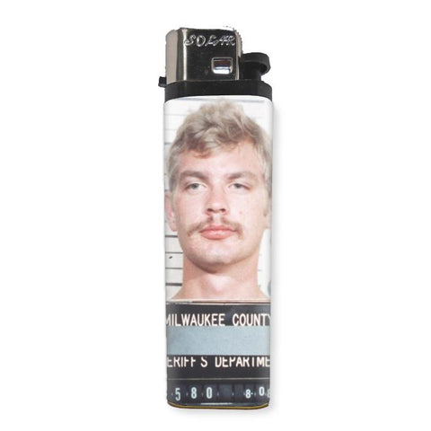 Jeffery Dahmer Lighter - Falstaff Trading