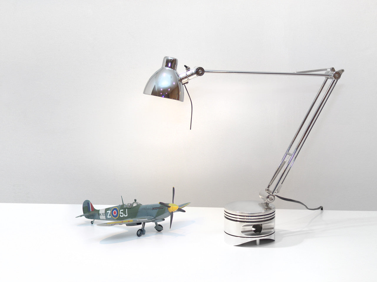 Radial Engine Piston Lamp Mk-I
