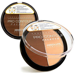 Absolute New York Cosmetics Light ABSOLUTE NEW YORK: Pro Contour Palette
