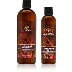 As I Am 8oz As I Am: Cleansing Pudding+  Sulfate Free Moisturizing Cleanser  8oz/16oz