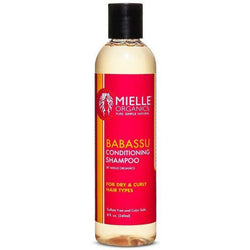 Mielle Organics Styling Product Babassu Oil Conditioning Sulfate-Free Shampoo 8oz