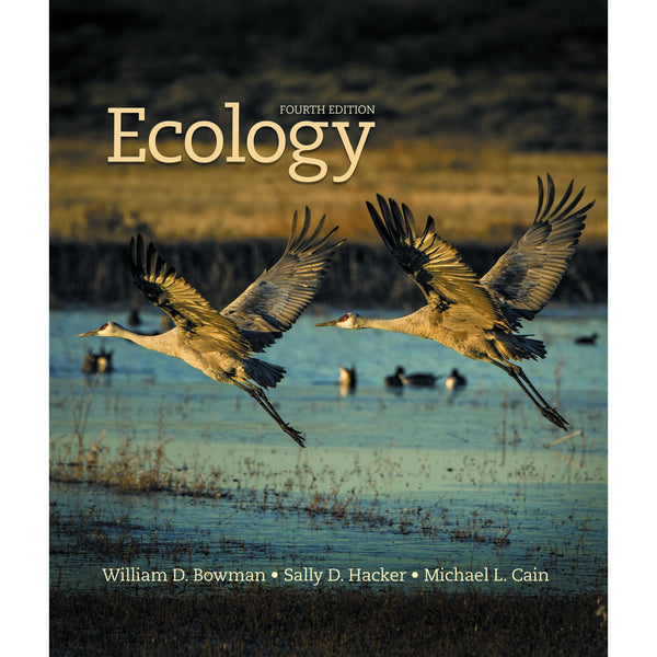Ecology, Fourth Edition