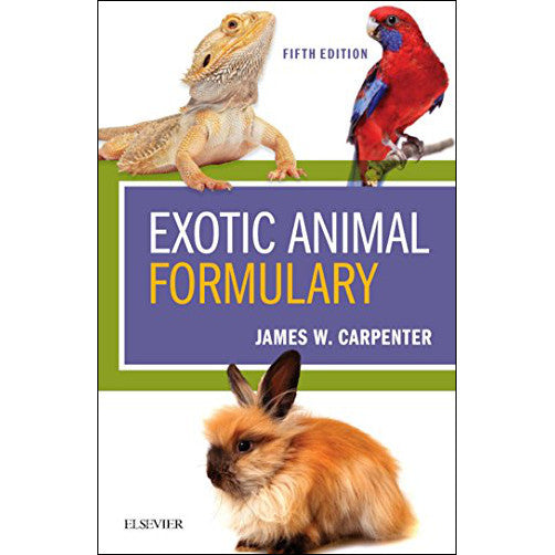 Exotic Animal Formulary 5ª Edición