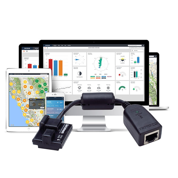 Data Logger WeatherLinkIP™ para Estaciones Davis Vantage