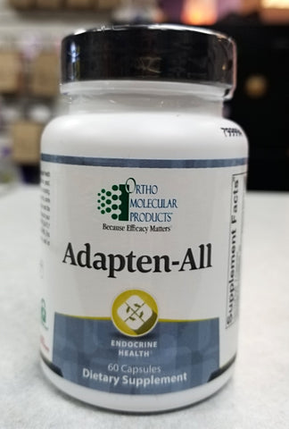 Adrenal Support, Adapten-All #60 Caps