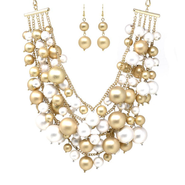 Holiday Joy Statement Necklace