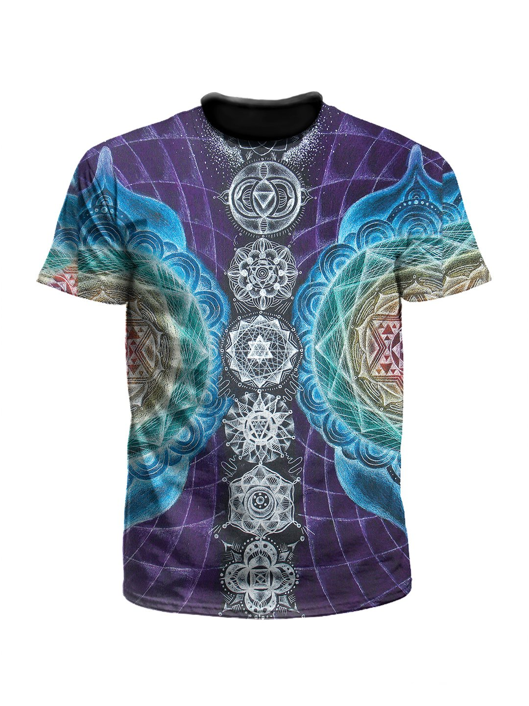 Attuned Visionary Art Tee