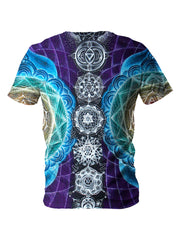 Attuned Visionary Art Tee - GratefullyDyed - 2