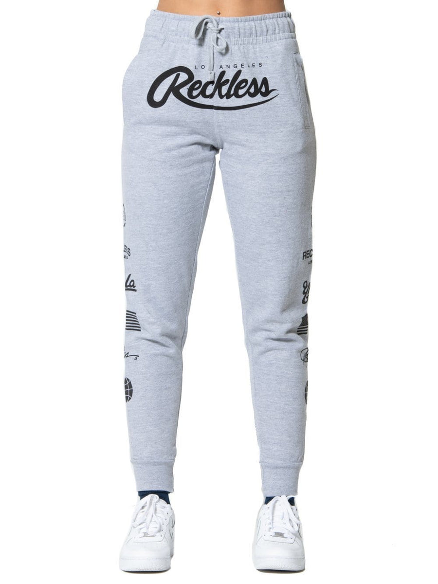Miss Quest Sweatpants - Heather Grey