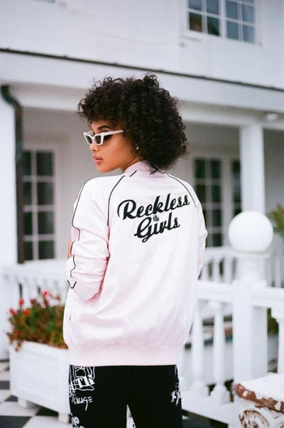 Reckless Girls Womens - Outerwear RG Ladies Jacket- Pink