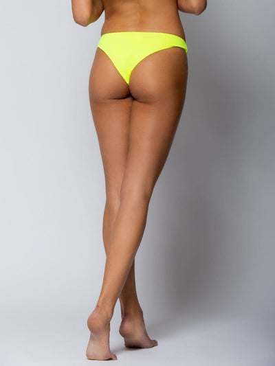 Reckless Girls Womens - Swimwear - Bikini Veronique Brief Bikini Bottom - Yellow