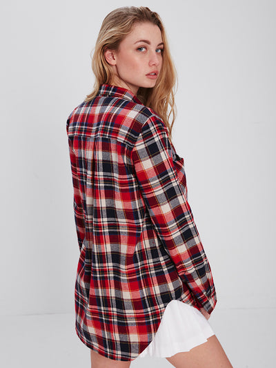 Reckless Girls Womens - Tops - Shirts / Blouses Lena Button Up