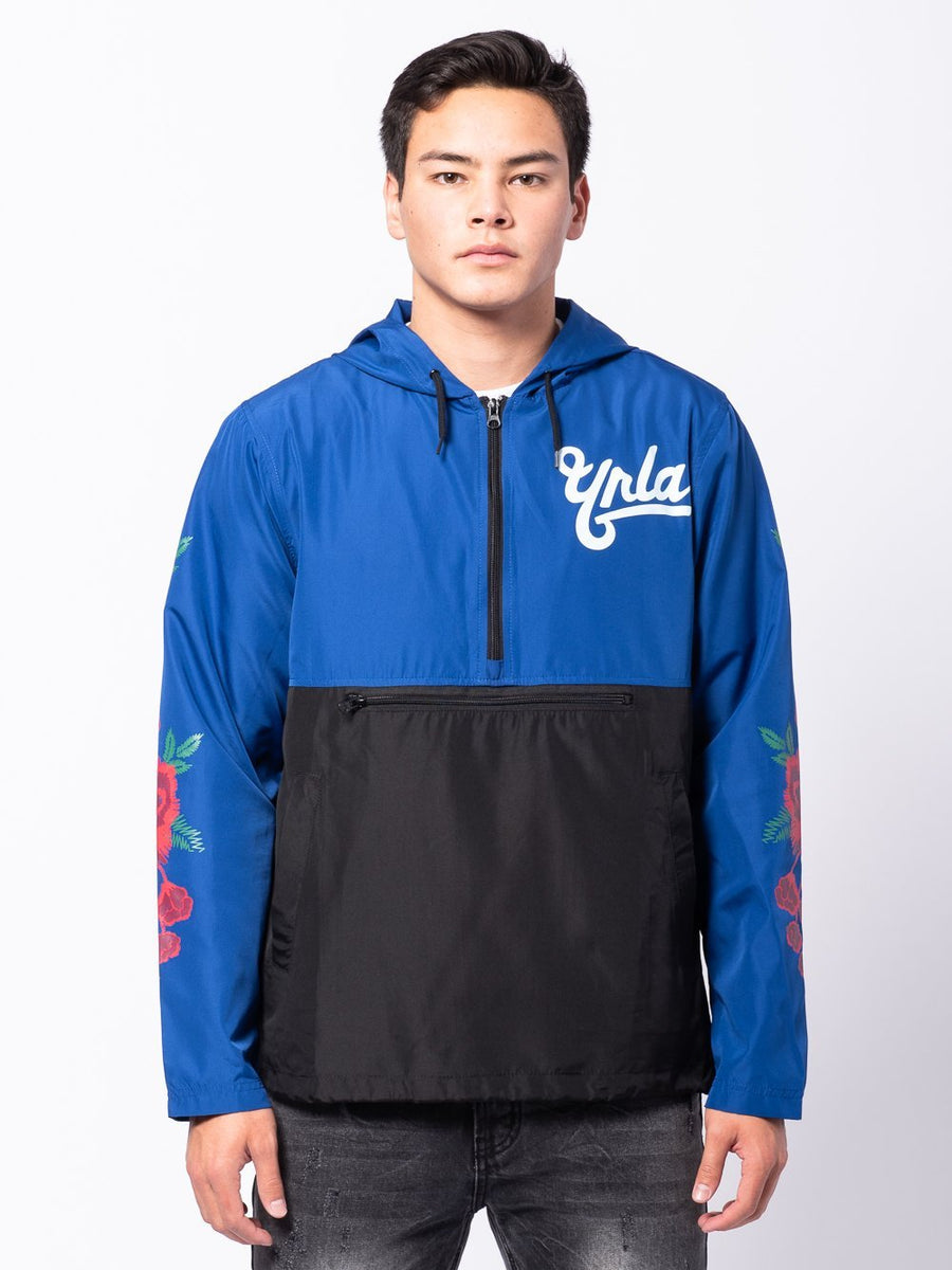 Hawker Windbreaker - Blue/Black