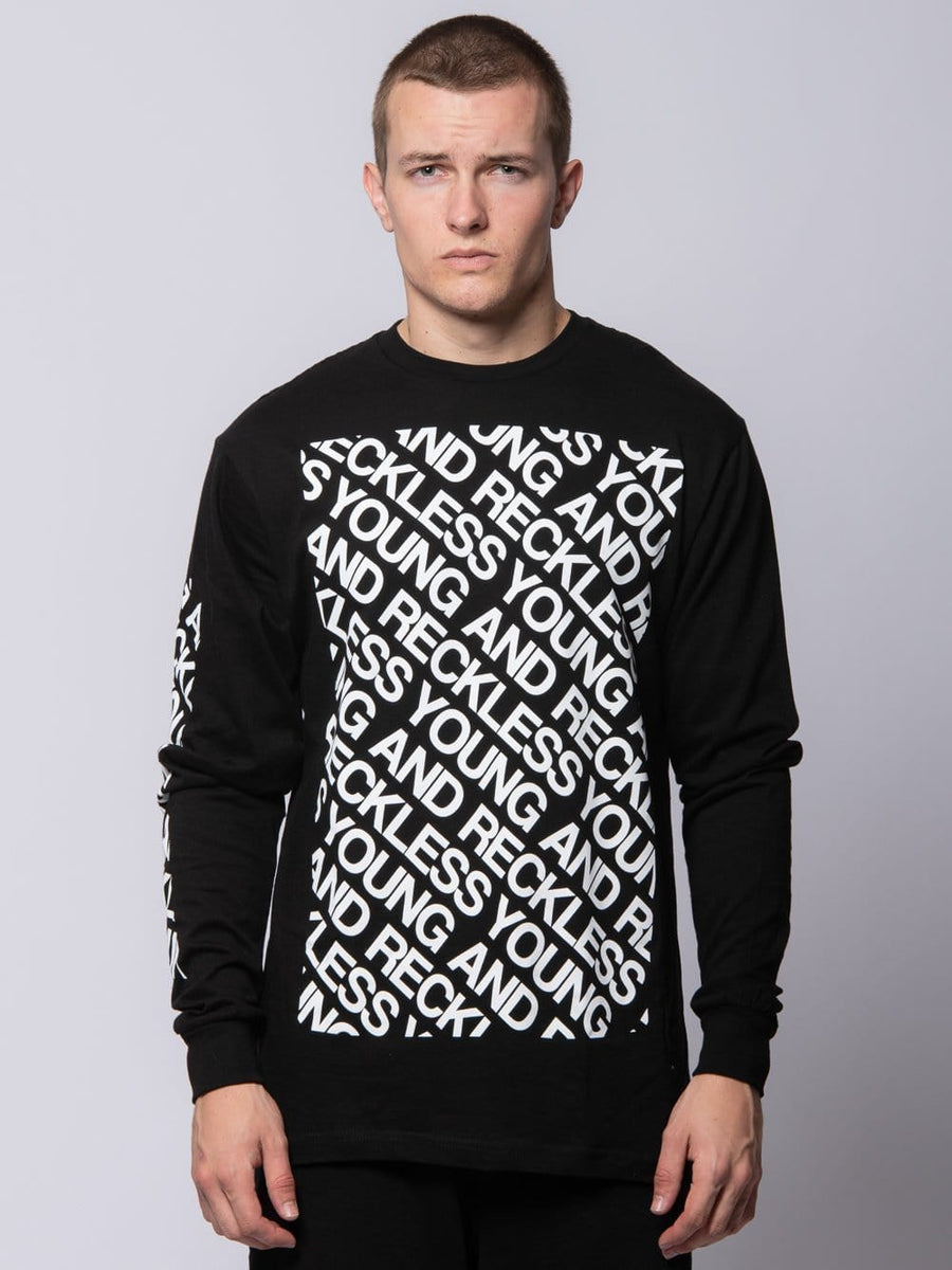 Alias Long Sleeve Tee - Black