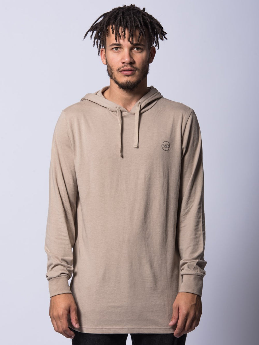 Faction Hoodie- Sand
