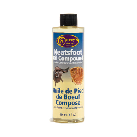 Neatsfoot Oil 236ml
