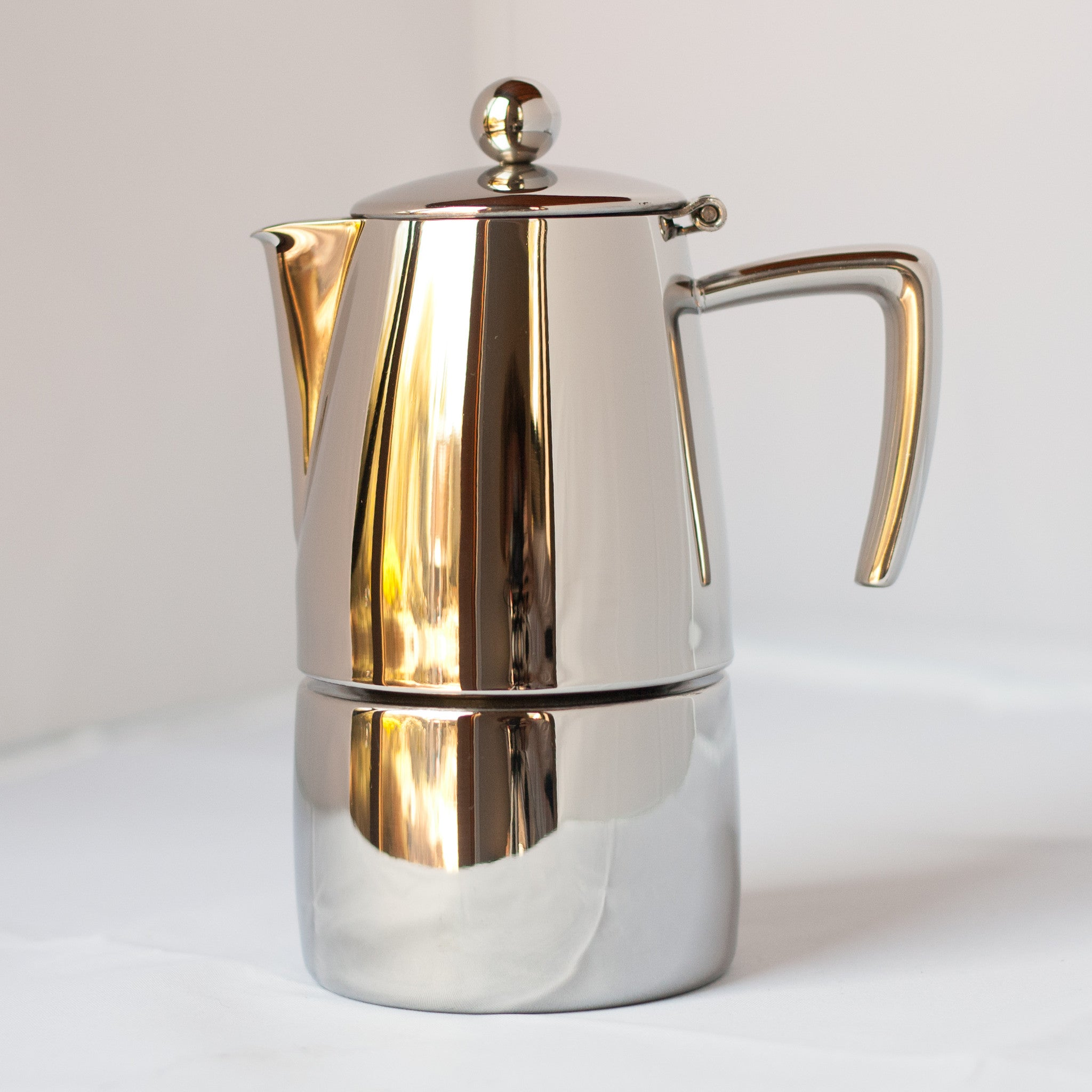 Avanti Art Deco Stainless Steel Stovetop Pot
