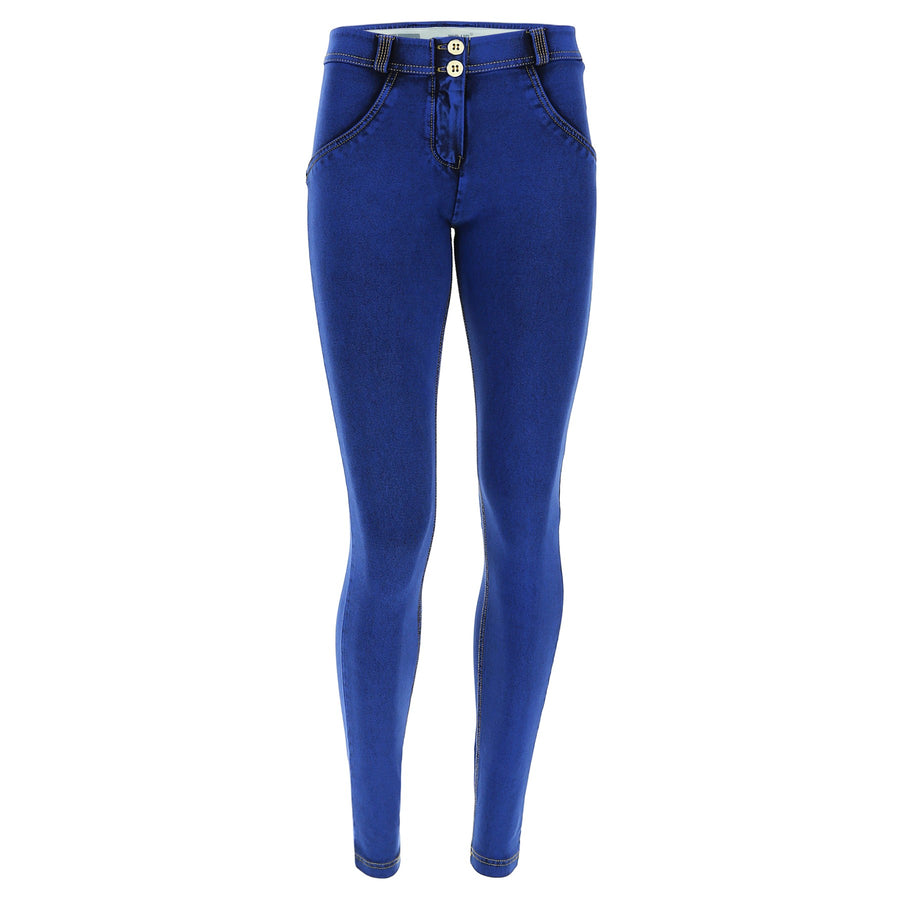 Freddy WR.UP® Colored Denim Regular Rise Skinny - Indigo