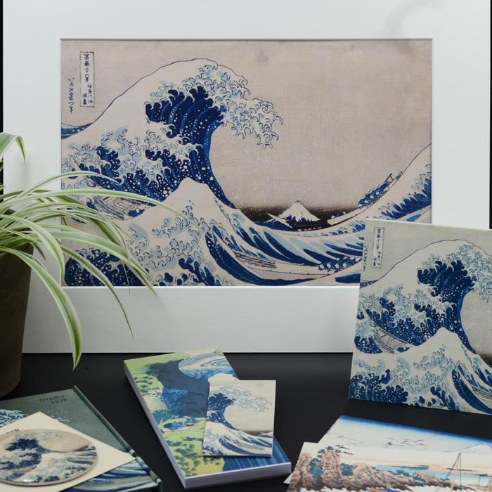 Great Wave Print
