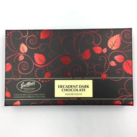 Chocolate Box Dark Assortment by Guilbert's