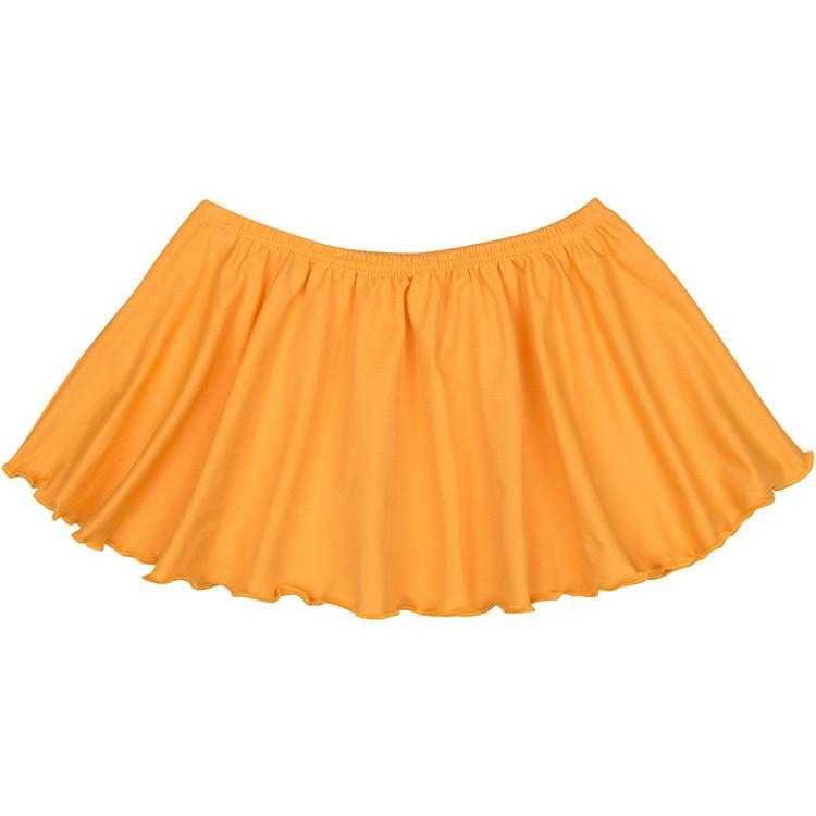 Yellow Gold Dance Skirt