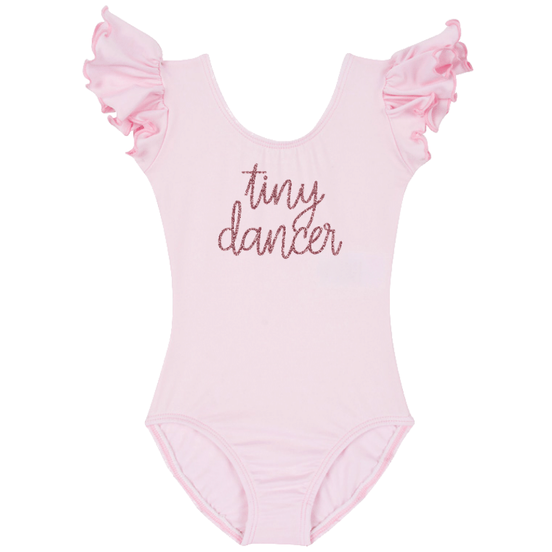 Tiny Dancer Leotard for Baby and Toddler Girls