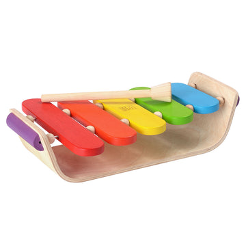 Plan Toys Oval Xylophone Wooden Toy