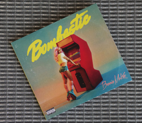"""Bombastic"" Signed CD"