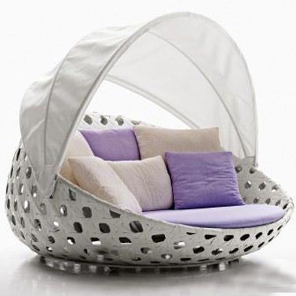 Outdoor Furniture - Canopy Day Bed - Lonavala Canopy