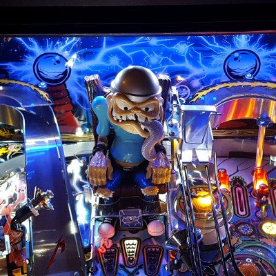 Metallica Pinball Back Board Lighting Kit