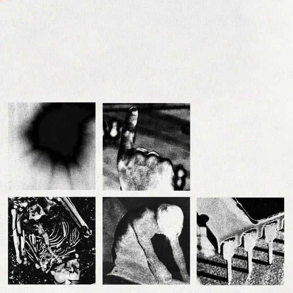 Nine Inch Nails - Bad Witch-LP-South