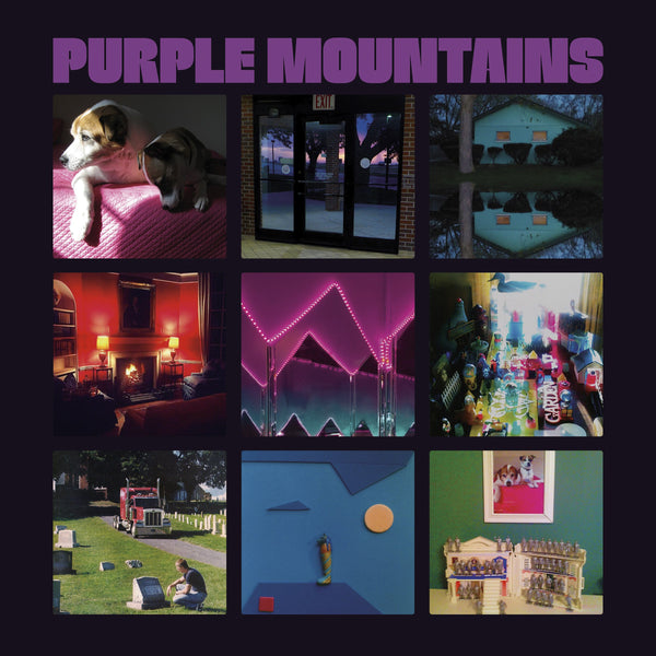 Purple Mountains - Purple Mountains-LP-South