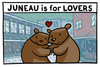 Postcards from Juneau (12-pack)