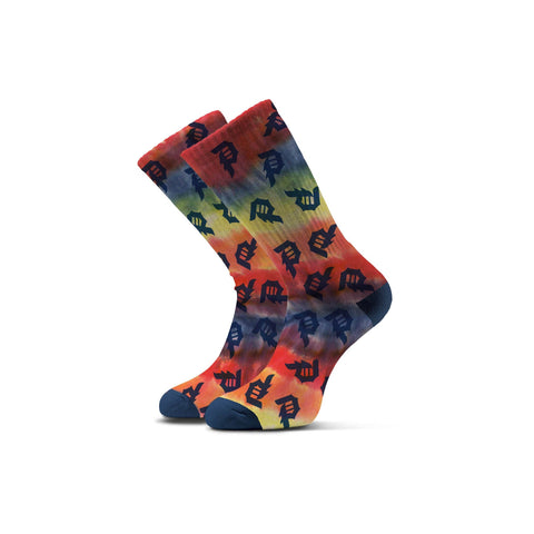 DIRTY P MYRIAD CREW SOCK